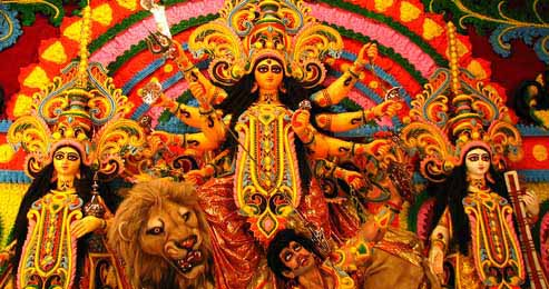 Navratri Ashtmi Puja