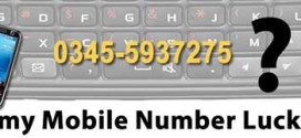Is Your Mobile Number Lucky or Unlucky
