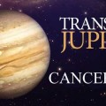 Jupiter Transit in Cancer