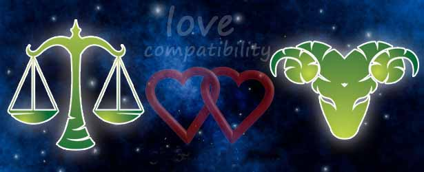 Aries and Libra Zodiac Sign Compatibility and Friendship