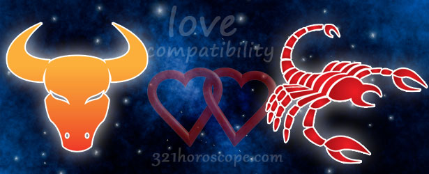 SCORPIO and TAURUS – Love, Nature and Sexual compatibility