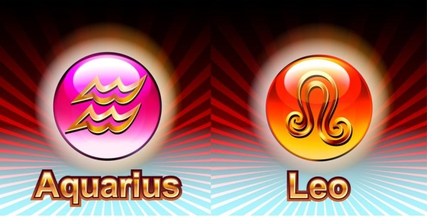 LEO AND AQUARIUS LOVE COMPATIBILITY HOROSCOPE