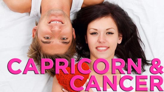 cancer and capricorn