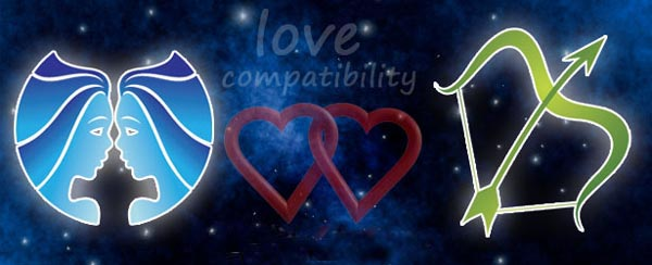 Gemini Sagittarius – Love, Nature and Sexual compatibility