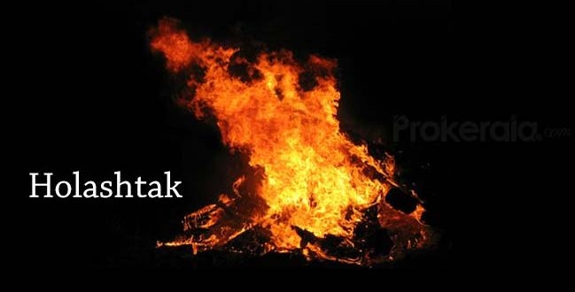 Holashtak – The Inauspicious Eight Days Before Holi