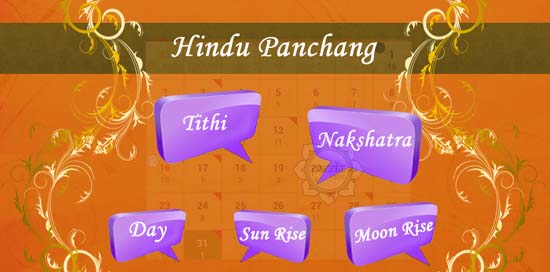 Online Panchang – Hindu Calendar for Each Day