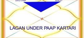 Paap Kartari / Shubh Kartari Yoga in Vedic Astrology