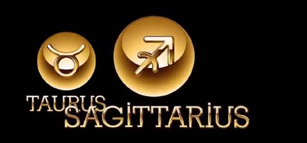 taurus sagittarius compatibility