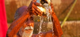 Surya Arghya-Benefits and Procedure of giving water to Sun
