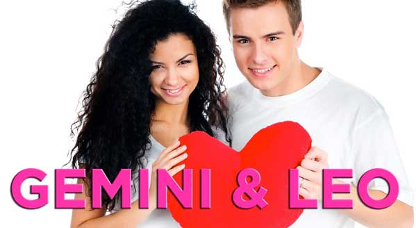 Gemini And Leo – Compatibility in Sex, Love and friendship
