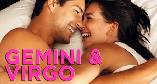 Gemini and Virgo – Compatibility in Sex, Love and friendship