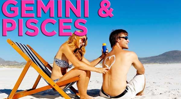 Gemini And Pisces – Compatibility in Sex, Love and friendship