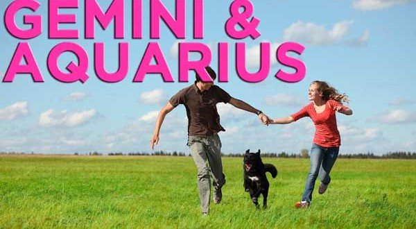 Gemini And Aquarius – Compatibility in Sex, Love and friendship