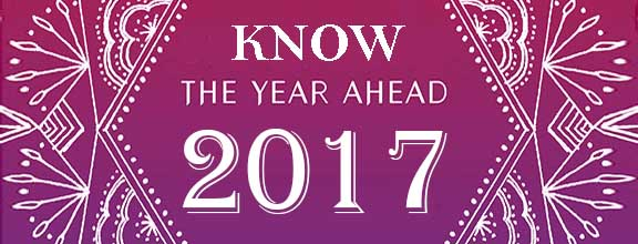 Yearly Horoscope 2017 – Know the Year Ahead
