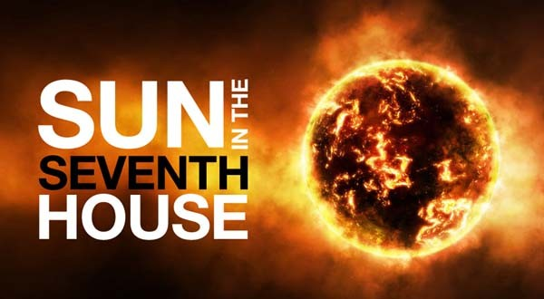 Effects of Sun in 7th house of Horoscope