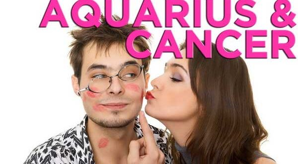 Aquarius and Cancer - Compatibility in Sex, Love and friendship