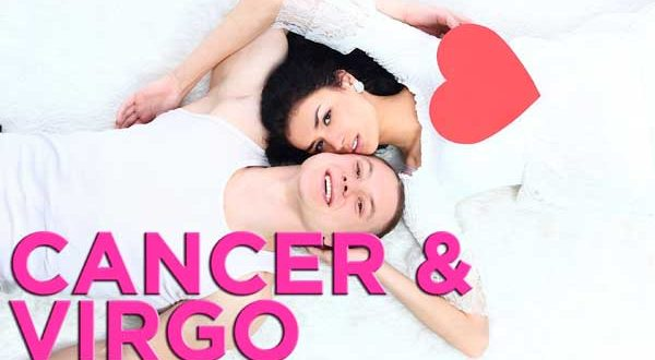 Cancer and Virgo friendship