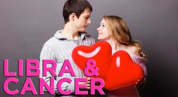 Libra and Cancer – Compatibility in Sex, Love and friendship
