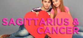 cancer and sagittarius