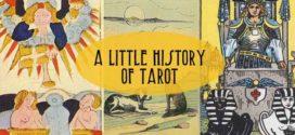 history of tarot