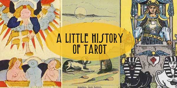 History of Tarot cards – Know about Tarot Card Reading