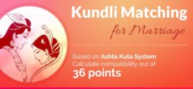 Free Kundali Matching for Marriage