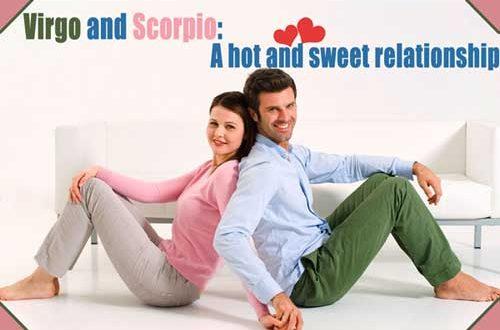 Virgo Scorpio compatibility