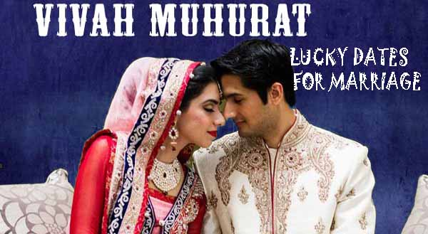 Auspicious and Lucky Marriage Dates in 2018 and 2019