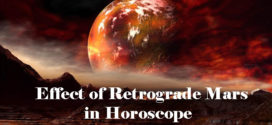 Effects of Retrograde Mars in Birth Chart or Transit