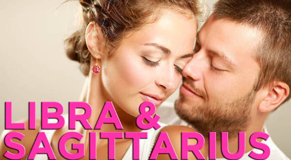 Libra and Sagittarius – Love and friendship Compatibility