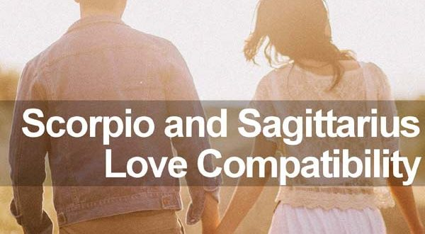 Scorpio and Sagittarius – Love and Sexual Compatibility