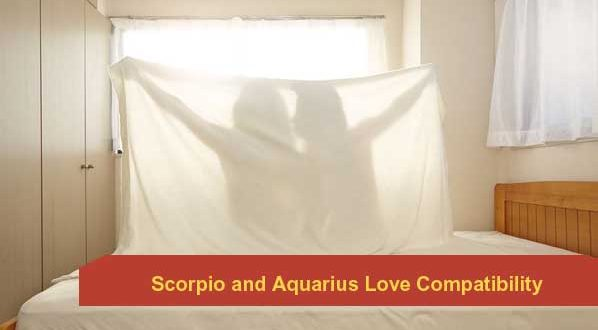 Scorpio and Aquarius – Love and Sexual Compatibility