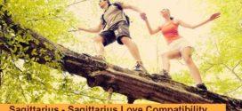 Sagittarius man Sagittarius woman – Love Compatibility