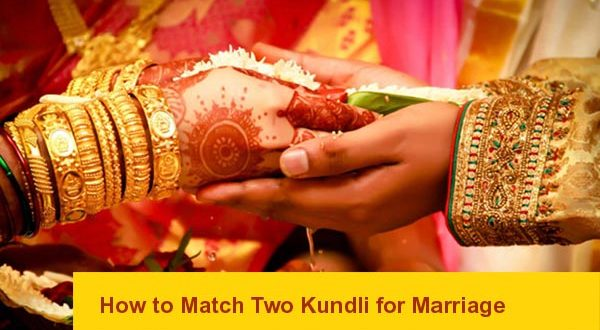 How to Match Two kundli for Marriage | 10 Porutham Matching