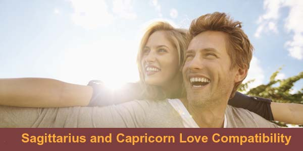 Sagittarius and Capricorn – Love and Sexual Compatibility