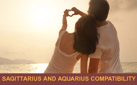 Sagittarius and Aquarius – Zodiac Sign Love Compatibility