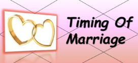 How to predict the time of marriage in Astrology