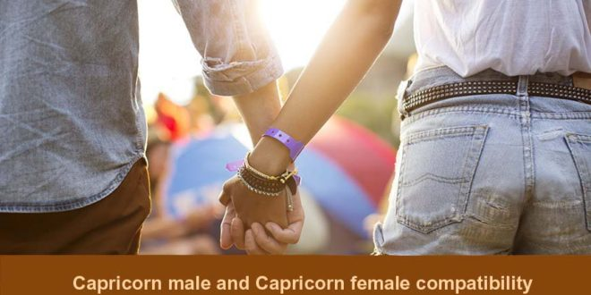 Capricorn Male and Capricorn Female – Love Compatibility