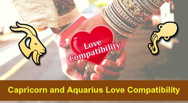Capricorn and Aquarius – Zodiac Sign Love Compatibility