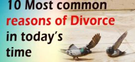10 Most common reasons of Divorce