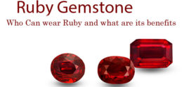 Who can wear Ruby / Manik gemstone