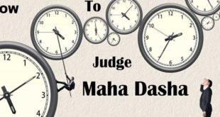Mahadasha in Vedic Astrology