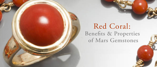 Red Coral Benefits