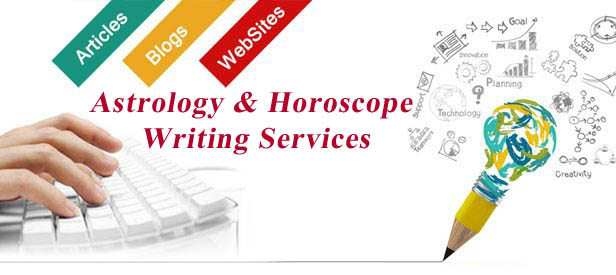 Astrology content writer