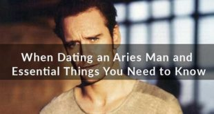 Dating an Aries Man