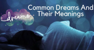 dreams and their meanings