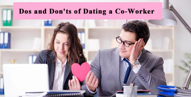 tips for dating a coworker